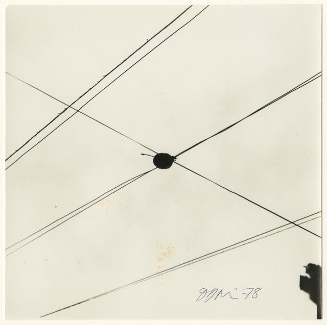 , 'Cables,' 1978, Josée Bienvenu