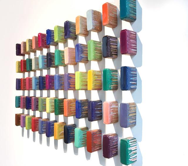 , 'Color Blocks (60),' 2016, Caldwell Snyder Gallery