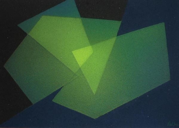 , 'Astropittura (Astropainting),' ca. 1975, CANAL