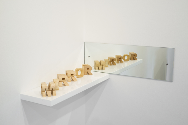 , 'Mirror Image,' 2013, UNION Gallery