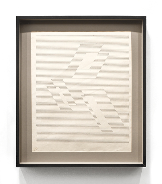, 'Untitled,' 1957, LURIXS: Arte Contemporânea