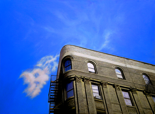 , 'Corner Building on Prince Street,' , RJD Gallery