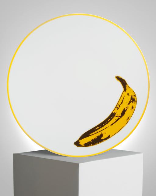 "Andy Warhol, '""Banana"" Porcelain Plate', ca. 2019, Design/Decorative Art, Limoges porcelain plate, Samhart Gallery"
