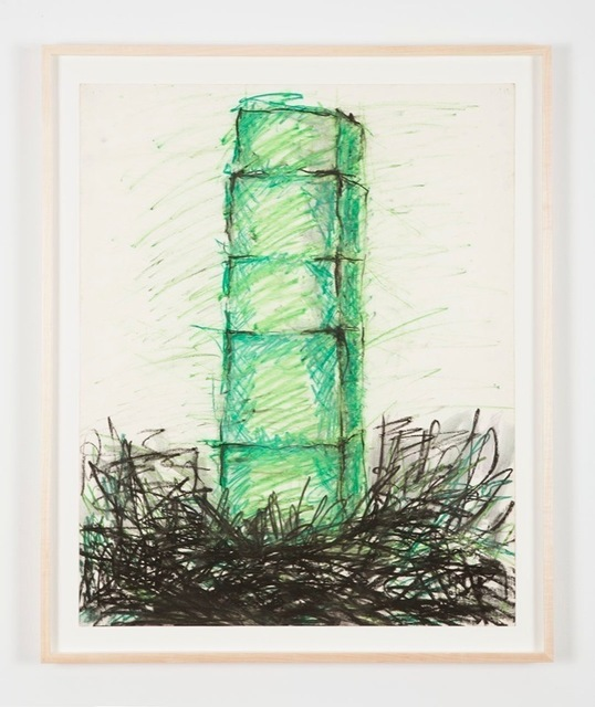 , 'Untitled (Twin Towers),' ca. 1979, Perrotin