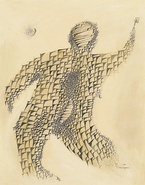 , 'Figure in Fragments,' 1966, Cecilia de Torres, Ltd.