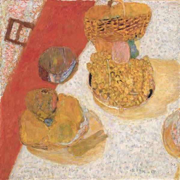 Pierre Bonnard, 'Table Corner', 1935, Legion of Honor