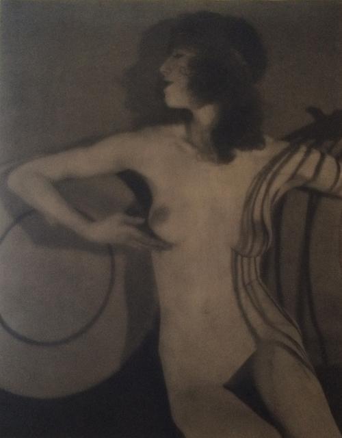 Edward Weston, 'Fantastique - Dancer, Los Angeles', 1921, Robert Klein Gallery