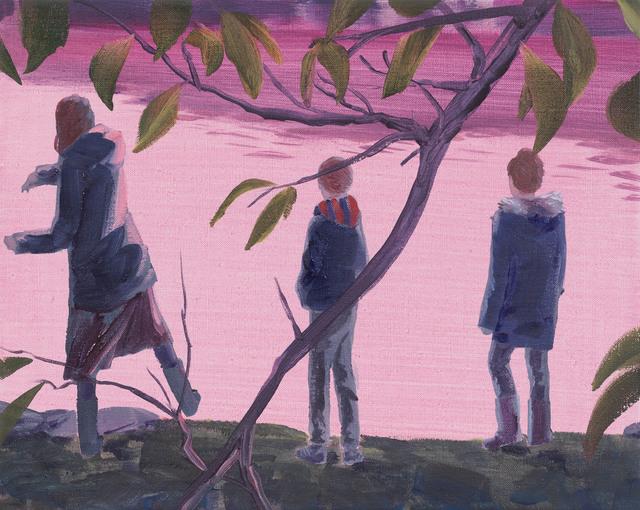 , 'Water's Edge,' 2018, Tayloe Piggott Gallery