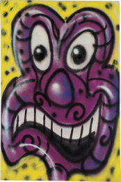 Kenny Scharf, 'Comic,' 1983, Phillips: New Now (December 2016)