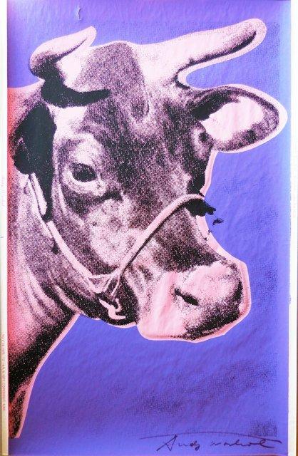 Andy Warhol, 'Cow II.12A', 1976, Pop Fine Art