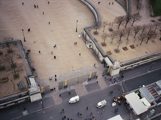 , 'Bird's Eye (Place De La Concorde),' 2016, HARPY