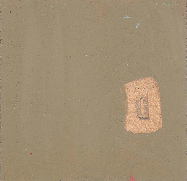 , 'Squares # 43,' 2011, Matthew Rachman Gallery