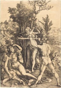 Albrecht Dürer, 'Hercules', 1498/1499, National Gallery of Art, Washington, D.C.