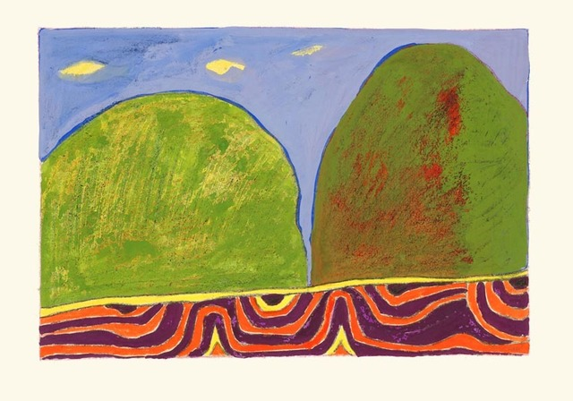 , 'Mountain Land,' ca. 1970, The AVA Gallery