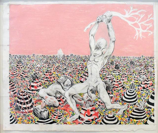 , 'Sibling Rivalry,' , Shulamit Nazarian