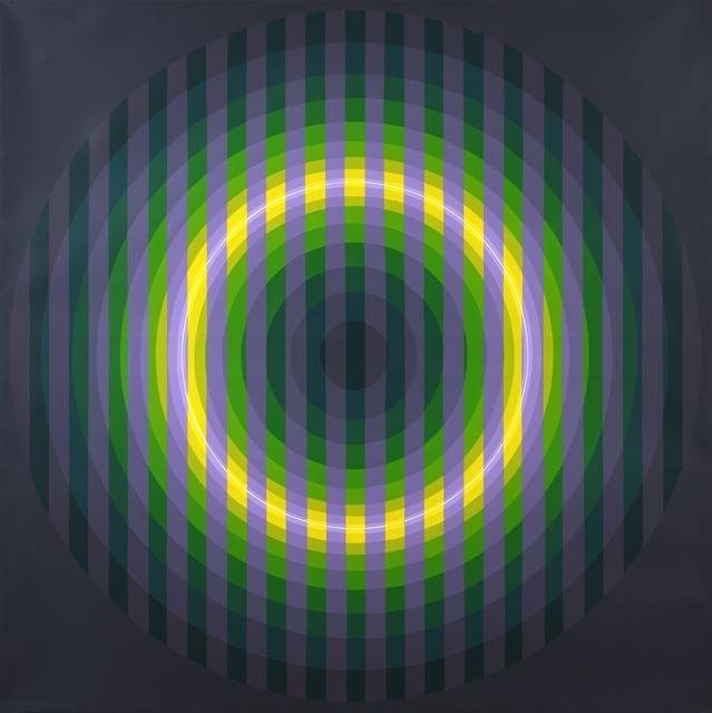 , 'Couleur lumière en cage,' 2011, Galerie A&R Fleury