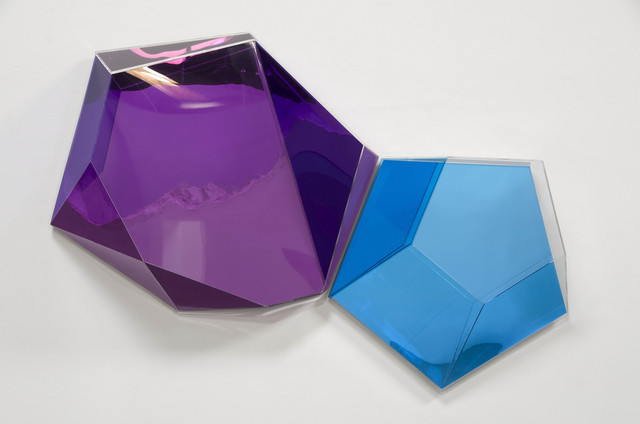 , 'Reflex Violet/Blue,' 2013, Shoshana Wayne Gallery