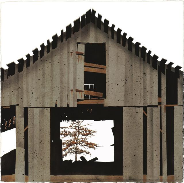 , 'Phillips County Barn,' 2014, Friesen Gallery