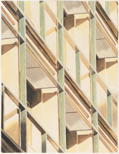 , 'Untitled (Heat wave),' 2018, Zeno X Gallery