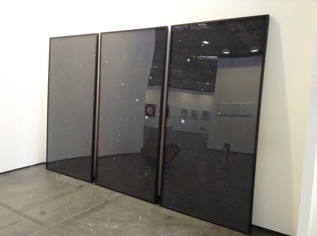 , 'Stellarium-Antipodr,' 2012, MATÈRIA