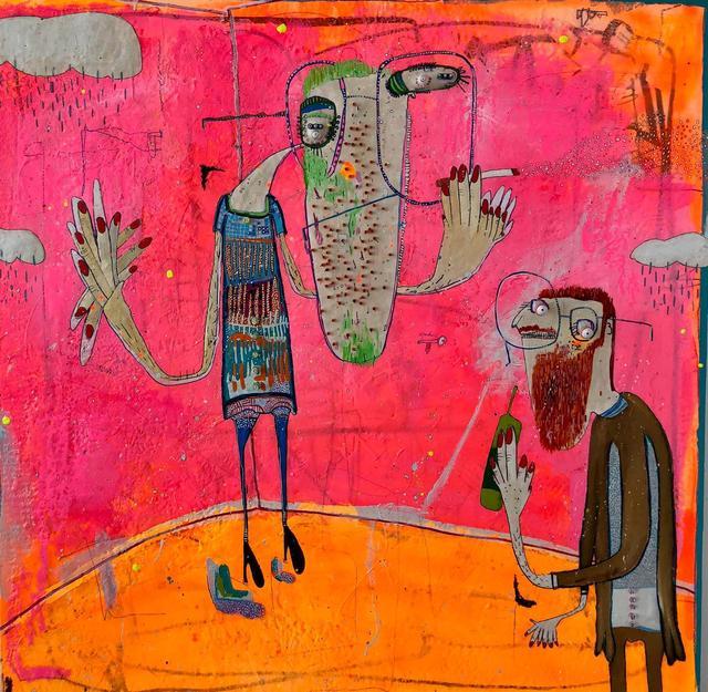 , 'Ella,' 2018, Galeria Casa Cuadrada