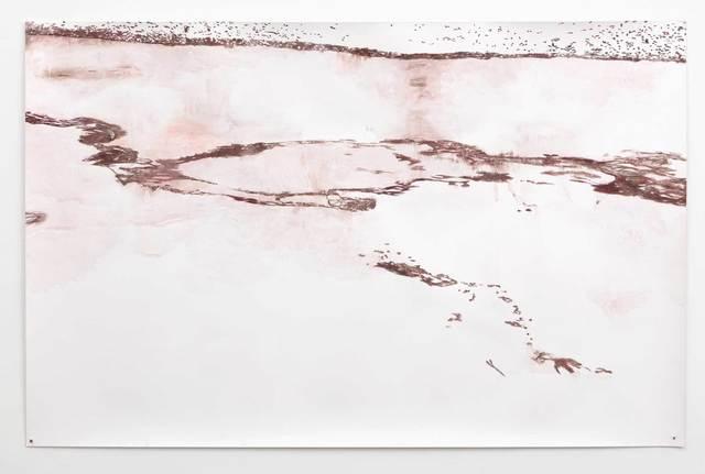 , 'Rio Grande In Flood, V,' 2018, Cris Worley Fine Arts