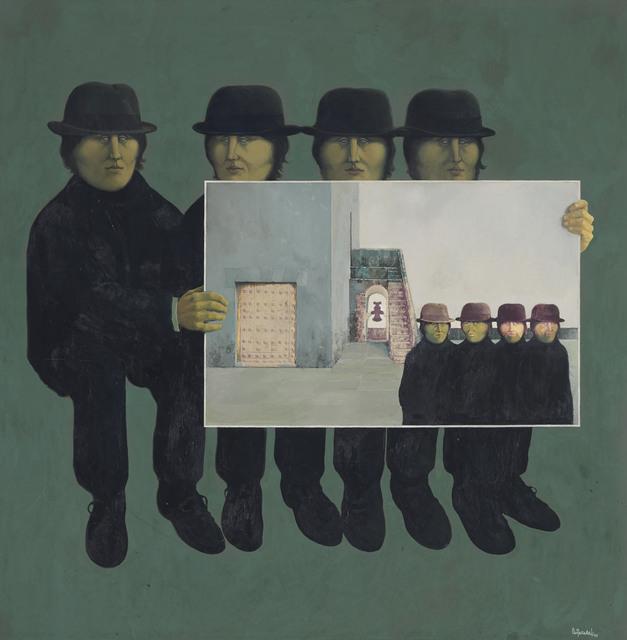 Alfredo Castaneda, 'Untitled', 1970, Christie's