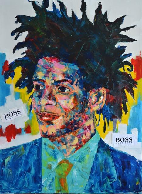 Aurino Jottar, 'Jean-Michel Basquiat', 2019, B Lounge Art