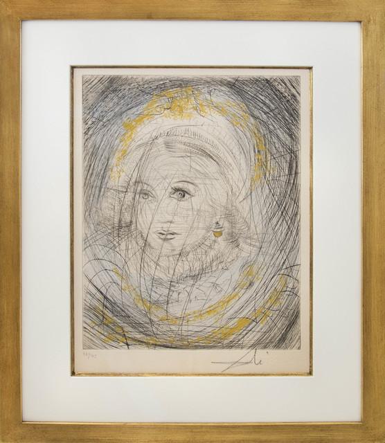 Salvador Dalí, 'Faust Suite: Portrait of Marguerite, 1968-1969', 1968, John Wolf Art Advisory & Brokerage