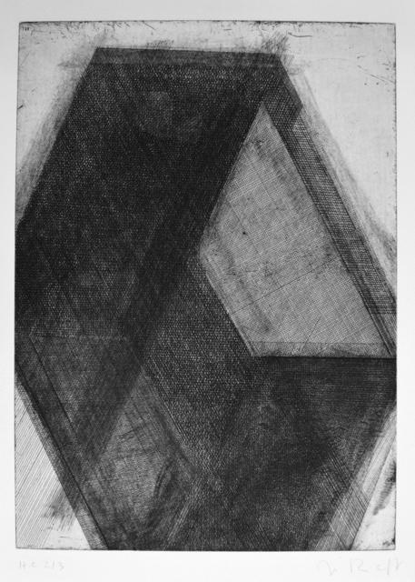 , 'Untitled ,' 2013, Galería La Caja Negra
