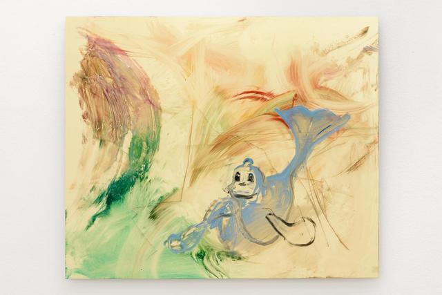 , 'Dewgong,' 2016, Galerie Chantal Crousel