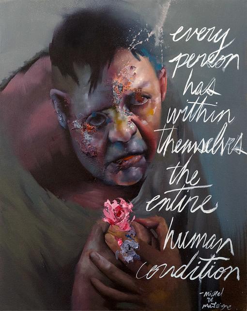 , 'Human Condition,' 2018, Modern Eden