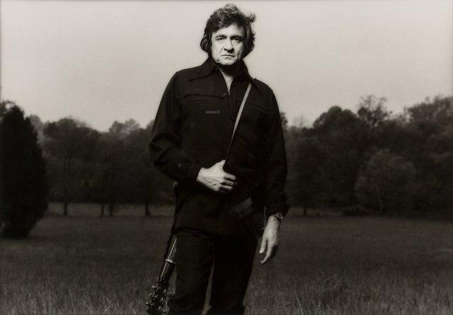 Norman Seeff, 'Johnny Cash, Nashville', 1978, Heritage Auctions