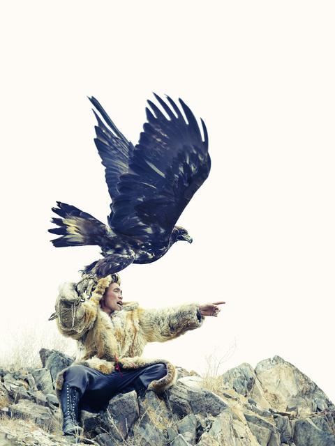 , 'Eagle Hunter 16,' 2015, Joseph Gross Gallery
