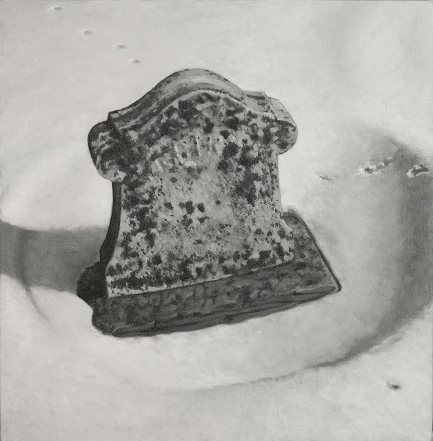 A.J. Fries, 'Grave in Snow #3', 2011, Benjaman Gallery Group