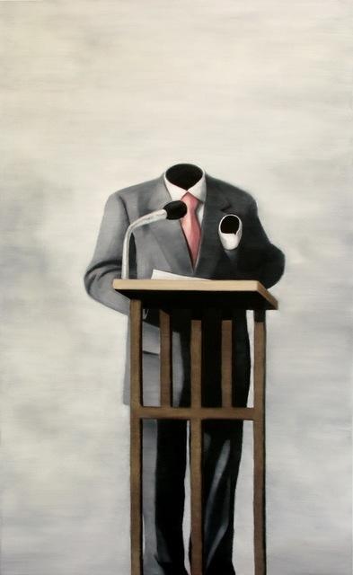 Nguyen Thai Tuan, 'Black Painting No.42', 2008, Primo Marella Gallery