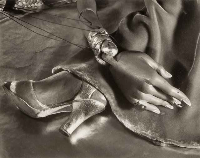Ruth Bernhard, 'Puppet, Hand and Foot', 1938, Heritage Auctions