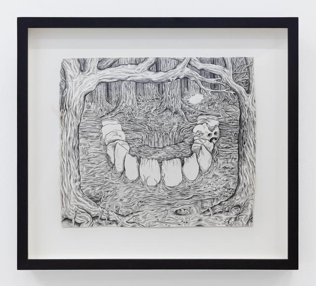 , 'Tooth Ring,' 2001, Shulamit Nazarian