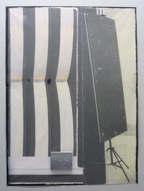 Michael Byron, 'Awning & Easel', 2015, Bruno David Gallery