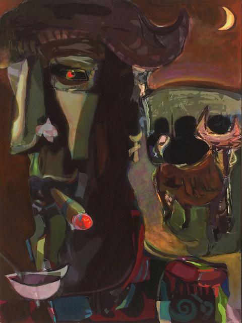, 'El Matador,' 2014, Walter Wickiser Gallery