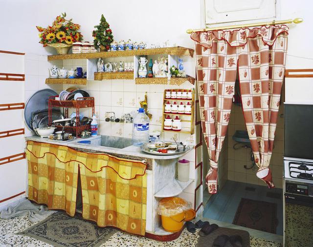 , 'Fatme Mourads Küche,' 2010, FELD+HAUS
