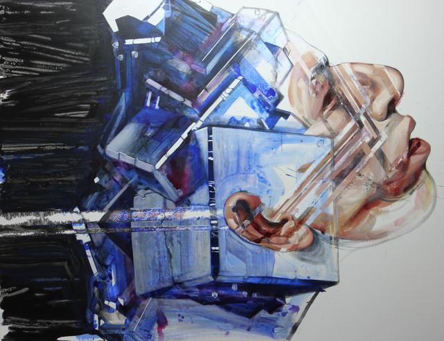 , 'portrait aggregat 5,' 2017, Artdepot