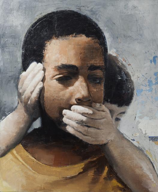 , 'Voice,' 2009, Gallery Henoch