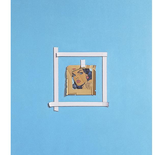 , 'Blue Wonder,' 2017, Clark Gallery