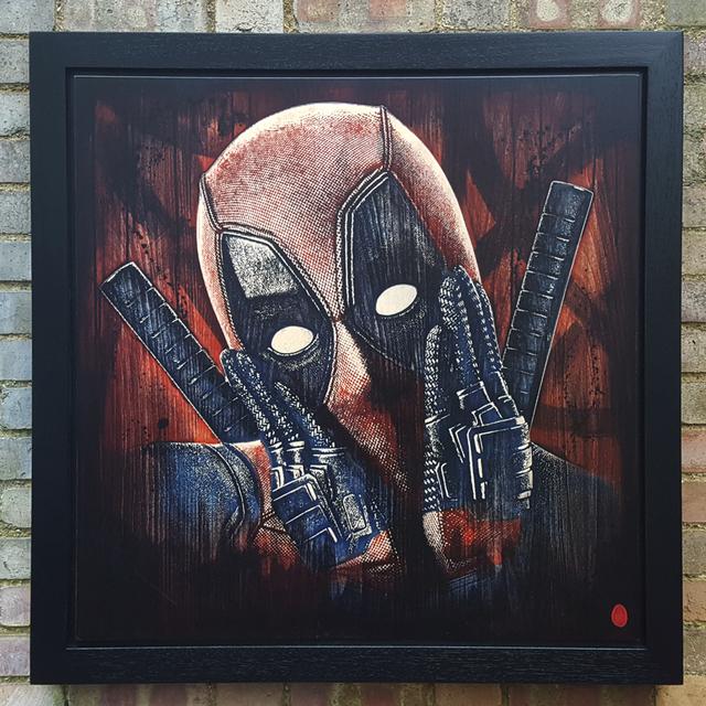 , 'Deadpool,' 2018, Reem Gallery