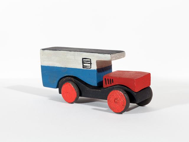 , 'Camion Lechero ,' 1917-1919, Galería Guillermo de Osma