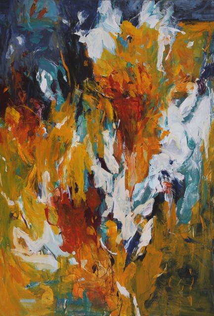 , 'Wild Matilija II,' 2019, George Billis Gallery