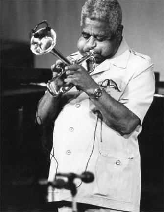 Arthur Elgort, 'Dizzy Gillespie, New York', 1988, Staley-Wise Gallery