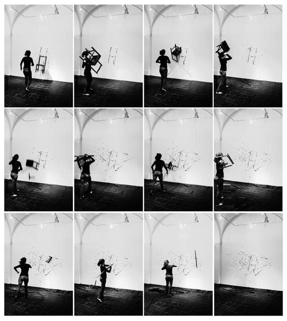 , 'Sequence,' 2014, Gallery Nosco