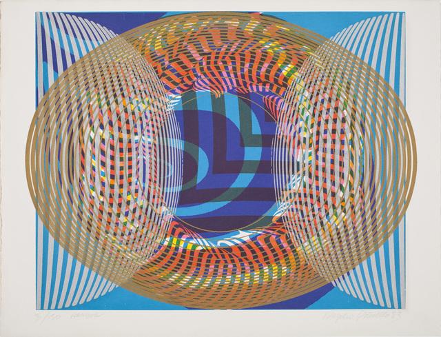 , 'Rainbow,' 1987, Praxis Prints